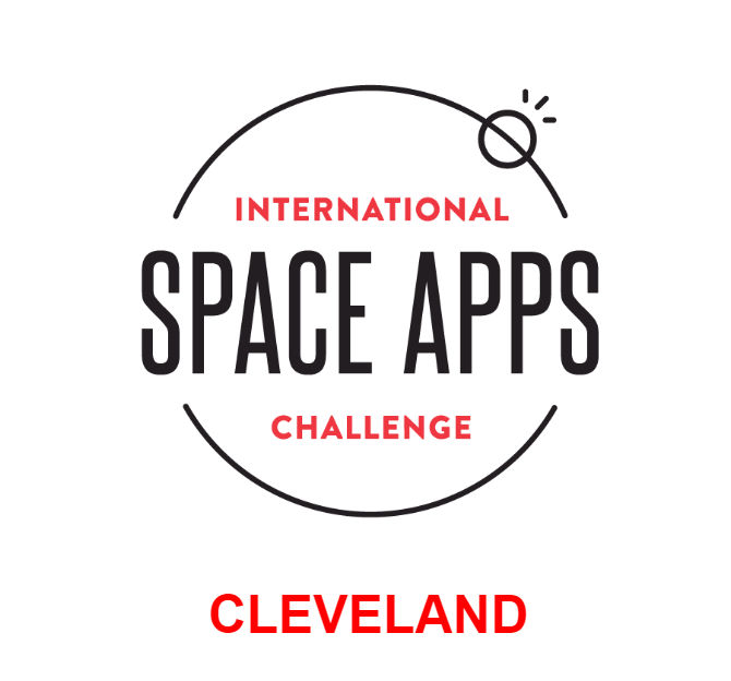 International Space Apps Challenge Cleveland logo