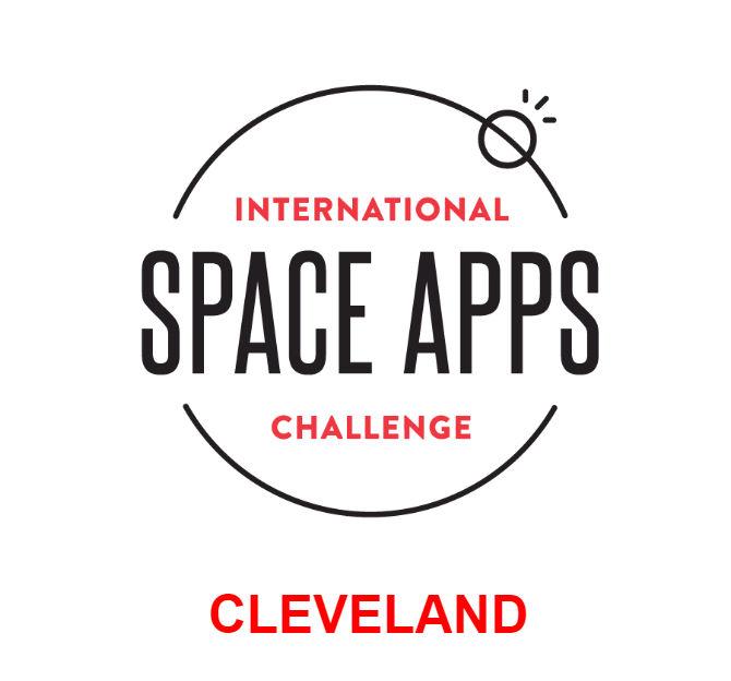 International Space Apps Challenge Cleveland logo